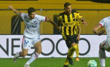 David Terans se encuentra lesionado y se perderá algunos partidos en Peñarol