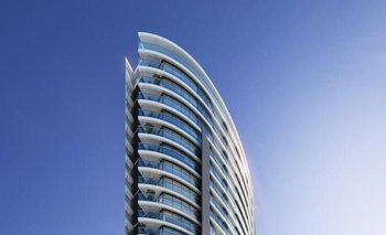 La torre, diseñada por el estudio Gómez Platero, tendrá 275 apartamentos.