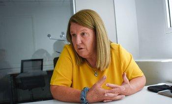 La fiscal Darviña Viera será denunciada por decir en una entrevista el nombre verdadero de la principal víctima de Operación Océano
