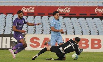 Lucas Rodríguez Álvarez, Matías Cóccaro y Matías Castro