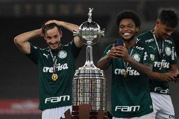 Viña con la Copa Libertadores 2020