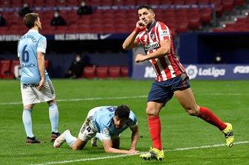 Luis Suárez juega a la hora 17 de este domingo contra Villarreal