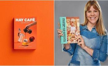 Hay Café y Casero es mejor son los dos libros seleccionados por el premio Gourmand