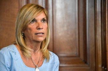 Beatriz Argimón, vicepresidenta de la República
