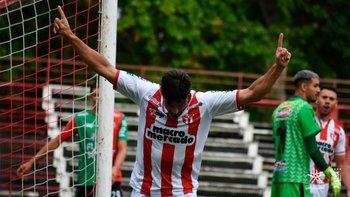 Gonzalo Viera, gol de quiebre