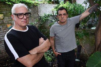 Guillermo Peluffo y Hugo Díaz repasan lo más destacado de los 30 años de Trotsky Vengarán