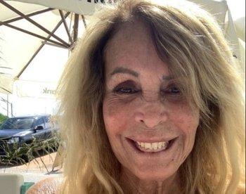 La actriz de 69 años está internada desde hace una semana en el Sanatorio Cantegril de Punta del Este