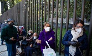 Vacunación con Astrazeneca en México