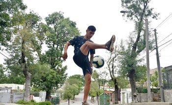 Ocampo, talento callejero