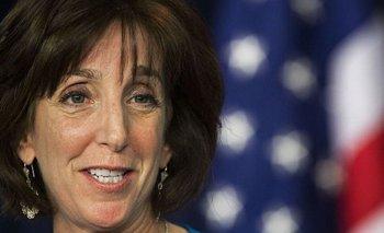 Roberta Jacobson trabajó durante más de tres décadas en el Departamento de Estado de EEUU