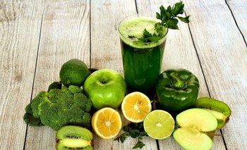 Las dietas detox suelen ser recomendadas para compensar periodos de excesos alimentarios
