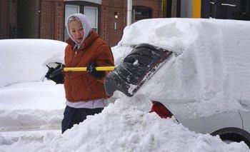 La ola de frío y nieve no da tregua en varios estados del sur de EE.UU.