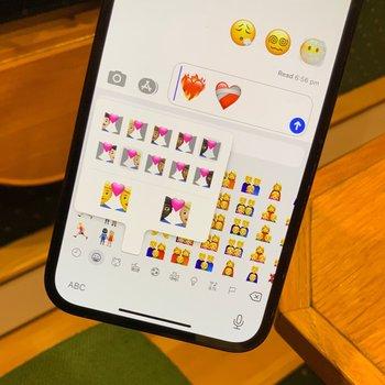 La nueva lista incorpora distintas formas de personalización para hacer los emojis más inclusivos