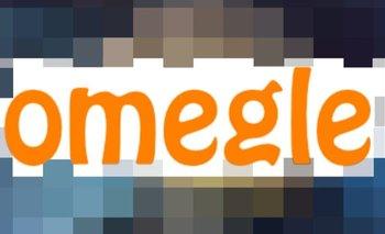 Omegle creció a nivel mundial y ahora tiene 65 millones de visitas