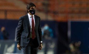 Leonel Rocco en Atlético de San Luis de México