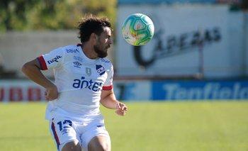 Alfonso Trezza se perfila para ocupar el lateral derecho en el Tróccoli
