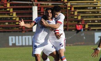Gonzalo Bergessio es la cuota de gol de Nacional