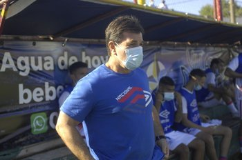Jorge Giordano, DT de Nacional