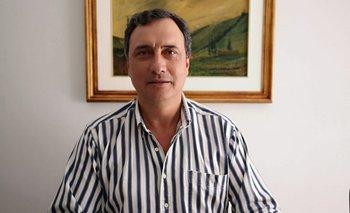 Álvaro Fros, presidente de la Sociedad de Criadores de Merino Australiano de Uruguay