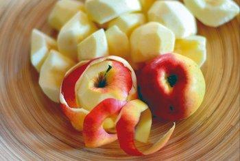 Las frutas y verduras son una de las principales fuentes de fibra