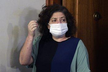 Carla Vizzotti, nueva ministra de Salud argentina