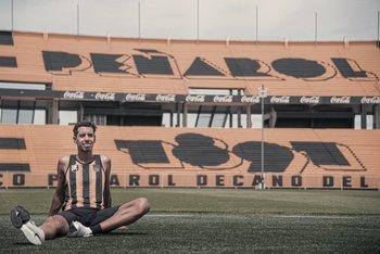 Nicolás Cuestas defenderá este año a Peñarol en atletismo
