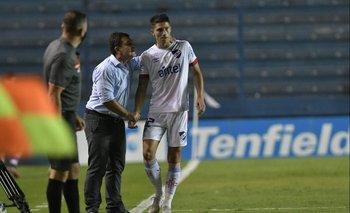 Indicaciones de Giordano a Martínez