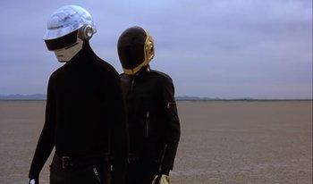 Con un cortometraje, Daft Punk anunció su separación