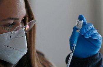 Vacunación con Pfizer en Israel