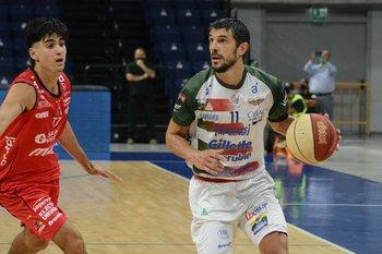 García Morales en la segunda final