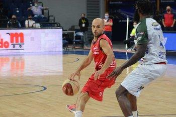 Marcos Marotta, 3 puntos y 3 asistencias