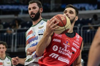 Sebastián Iglesias, 8 puntos y 6 rebotes