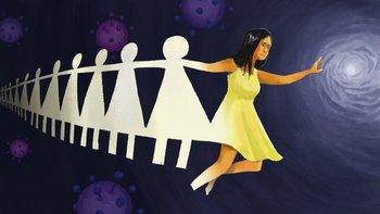 Mientras los suicidios masculinos descendieron ligeramente, las tasas entre las mujeres se dispararon casi un 15%.