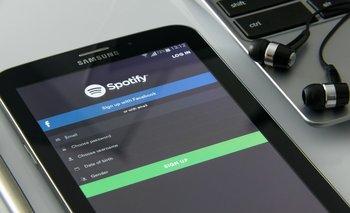 Está disponible Greenroom, la app de salas de audio de Spotify