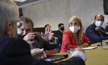 La vicepresidenta participó este lunes por videoconferencia de un foro internacional