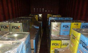 Cocaína proveniente de Paraguay y hallada en Alemania