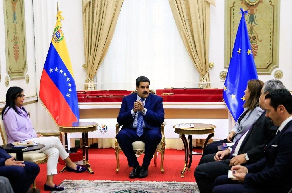 Maduro expulsa a embajadora de la Unión Europea