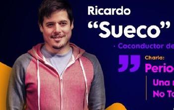Ricardo Leiva, periodista de No toquen nada