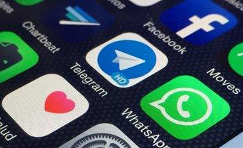 El duelo entre Telegram y WhatsApp está instalado.