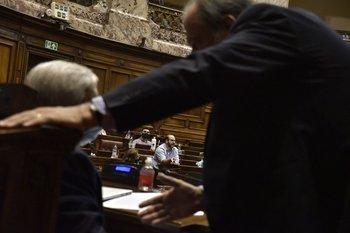 Comisión Permanente del Parlamento