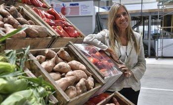 Adriana Zumarán, Secretaria general de la Unidad Agroalimentaria Metropolitana (UAM)