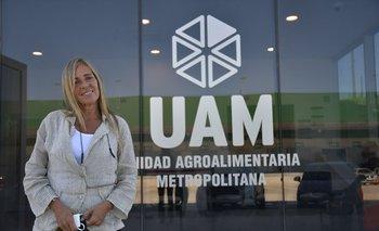 Adriana Zumarán, representante del Poder Ejecutivo en la UAM.