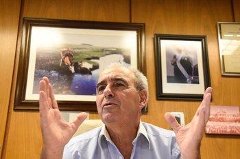 El diputado Alfredo Fratti fue presidente del INAC entre 2005 y 2015