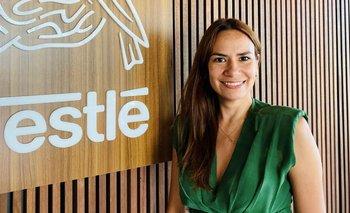 Valeria Pardal asumió como gerental general de Nestlé Uruguay el 1° de febrero de 2021