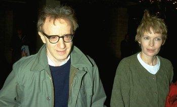Woody Allen y Mia Farrov tuvieron una relación de 12 años que terminó de forma abrupta en 1992