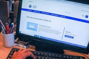 El nuevo software del MSP permite agendar 17 mil personas por hora para vacunarse