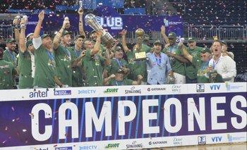 Aguada campeón de la Liga 2019-2020