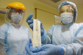 Uruguay lleva al 28% de su población vacunada con las dos dosis