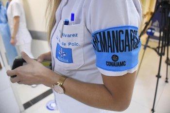 Los efectos de la vacunación ya se están notando en los trabajadores de la salud, el primer grupo totalmente inmunizado