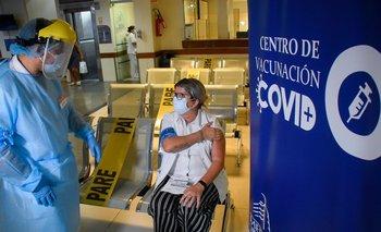 Hay 90 centros de vacunación distribuídos en los 19 departamentos